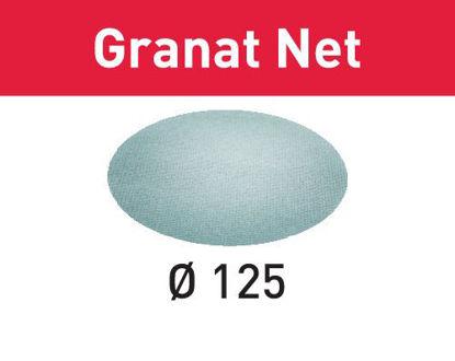 Picture of Abrasive net Granat Net STF D125 P120 GR NET/50